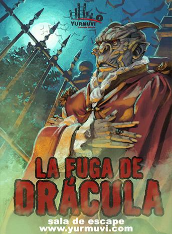 Escape Room Gijon Dracula